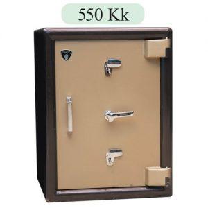 گاو صندوق دوقفل ۵۵۰KK