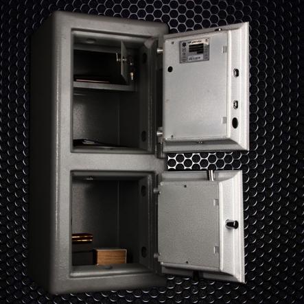 گاوصندوق البرز کاوه مدل ۱۰۰- DKR