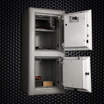 صندوق دوطبقه ۵۵۰DKR