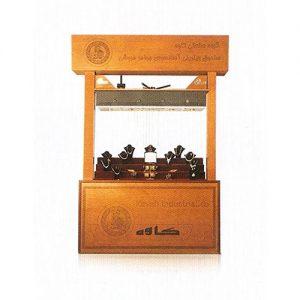 گاوصندوق ویترینی آسانسوری جواهر فروشی
